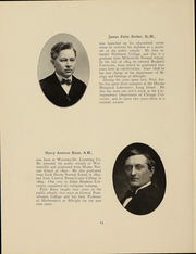 Page 15, 1911 Edition, Albright College - Speculum Yearbook (Reading, PA) online yearbook collection