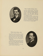Page 17, 1911 Edition, Albright College - Speculum Yearbook (Reading, PA) online yearbook collection