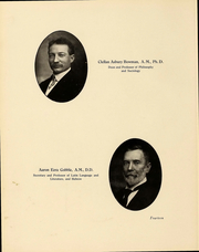 Page 14, 1912 Edition, Albright College - Speculum Yearbook (Reading, PA) online yearbook collection