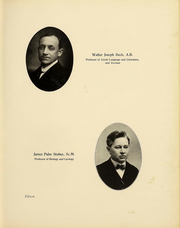Page 15, 1912 Edition, Albright College - Speculum Yearbook (Reading, PA) online yearbook collection
