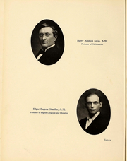 Page 16, 1912 Edition, Albright College - Speculum Yearbook (Reading, PA) online yearbook collection