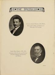 Page 13, 1916 Edition, Albright College - Speculum Yearbook (Reading, PA) online yearbook collection
