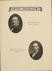 Page 15, 1916 Edition, Albright College - Speculum Yearbook (Reading, PA) online yearbook collection