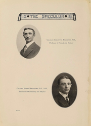 Page 16, 1916 Edition, Albright College - Speculum Yearbook (Reading, PA) online yearbook collection