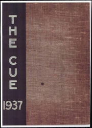 Albright College - Speculum Yearbook (Reading, PA) online yearbook collection, 1937 Edition, Page 1