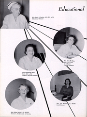 Page 11, 1959 Edition, York Hospital School of Nursing - Lamplighters Yearbook (York, PA) online yearbook collection