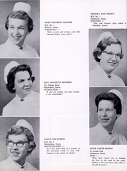 Page 17, 1959 Edition, York Hospital School of Nursing - Lamplighters Yearbook (York, PA) online yearbook collection