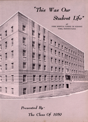 Page 4, 1959 Edition, York Hospital School of Nursing - Lamplighters Yearbook (York, PA) online yearbook collection