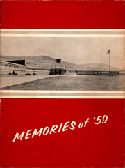 1959 Edition, Loyalsock Township Middle School - Memories Yearbook (Williamsport, PA)