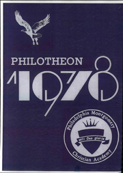 1978 Edition, Phil Mont Christian Academy - Philotheon Yearbook (Erdenheim, PA)