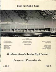 Page 5, 1964 Edition, Lincoln Middle School - Lincoln Log Yearbook (Lancaster, PA) online yearbook collection