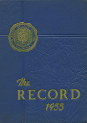 Friends Select School - Record Yearbook (Philadelphia, PA) online yearbook collection, 1955 Edition, Page 1