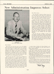 Page 14, 1957 Edition, Friends Select School - Record Yearbook (Philadelphia, PA) online yearbook collection