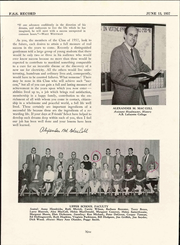 Page 15, 1957 Edition, Friends Select School - Record Yearbook (Philadelphia, PA) online yearbook collection