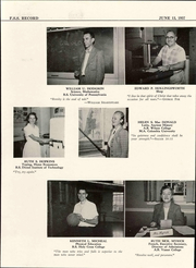 Page 17, 1957 Edition, Friends Select School - Record Yearbook (Philadelphia, PA) online yearbook collection