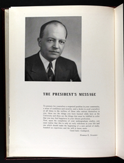 Page 8, 1949 Edition, University of Pennsylvania School of Dental Medicine - Dental Record Yearbook (Philadelphia, PA) online yearbook collection