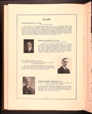 Page 16, 1925 Edition, Dickinson School of Law - Commentator Yearbook (Carlisle, PA) online yearbook collection