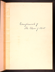 Page 3, 1925 Edition, Dickinson School of Law - Commentator Yearbook (Carlisle, PA) online yearbook collection