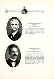 Page 17, 1916 Edition, Millsaps College - Bobashela Yearbook (Jackson, MS) online yearbook collection