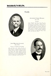 Page 16, 1920 Edition, Millsaps College - Bobashela Yearbook (Jackson, MS) online yearbook collection