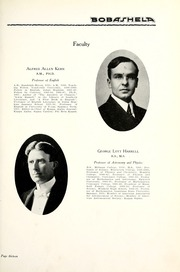 Page 17, 1920 Edition, Millsaps College - Bobashela Yearbook (Jackson, MS) online yearbook collection