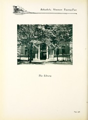 Page 12, 1922 Edition, Millsaps College - Bobashela Yearbook (Jackson, MS) online yearbook collection