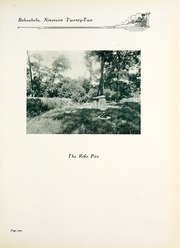 Page 13, 1922 Edition, Millsaps College - Bobashela Yearbook (Jackson, MS) online yearbook collection