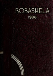 1936 Edition, Millsaps College - Bobashela Yearbook (Jackson, MS)