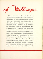 Page 11, 1938 Edition, Millsaps College - Bobashela Yearbook (Jackson, MS) online yearbook collection
