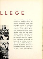Page 13, 1938 Edition, Millsaps College - Bobashela Yearbook (Jackson, MS) online yearbook collection