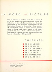 Page 9, 1938 Edition, Millsaps College - Bobashela Yearbook (Jackson, MS) online yearbook collection