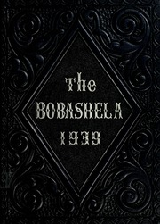 Millsaps College - Bobashela Yearbook (Jackson, MS) online yearbook collection, 1939 Edition, Page 1