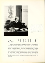 Page 14, 1941 Edition, Millsaps College - Bobashela Yearbook (Jackson, MS) online yearbook collection