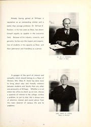 Page 15, 1941 Edition, Millsaps College - Bobashela Yearbook (Jackson, MS) online yearbook collection