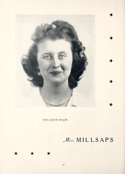 Page 34, 1944 Edition, Millsaps College - Bobashela Yearbook (Jackson, MS) online yearbook collection