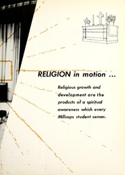 Page 11, 1960 Edition, Millsaps College - Bobashela Yearbook (Jackson, MS) online yearbook collection