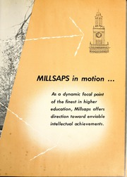 Page 5, 1960 Edition, Millsaps College - Bobashela Yearbook (Jackson, MS) online yearbook collection