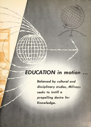 Page 7, 1960 Edition, Millsaps College - Bobashela Yearbook (Jackson, MS) online yearbook collection