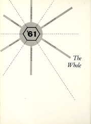 Page 8, 1961 Edition, Millsaps College - Bobashela Yearbook (Jackson, MS) online yearbook collection