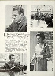Page 14, 1965 Edition, Millsaps College - Bobashela Yearbook (Jackson, MS) online yearbook collection