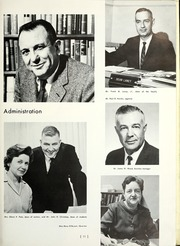 Page 15, 1965 Edition, Millsaps College - Bobashela Yearbook (Jackson, MS) online yearbook collection