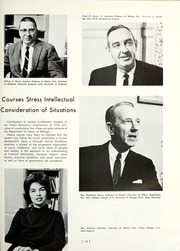 Page 17, 1965 Edition, Millsaps College - Bobashela Yearbook (Jackson, MS) online yearbook collection
