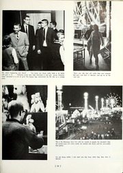 Page 39, 1965 Edition, Millsaps College - Bobashela Yearbook (Jackson, MS) online yearbook collection