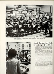Page 50, 1965 Edition, Millsaps College - Bobashela Yearbook (Jackson, MS) online yearbook collection