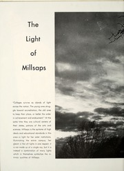 Page 6, 1965 Edition, Millsaps College - Bobashela Yearbook (Jackson, MS) online yearbook collection