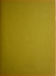 Page 3, 1970 Edition, Millsaps College - Bobashela Yearbook (Jackson, MS) online yearbook collection