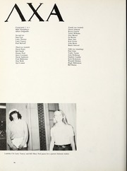 Page 100, 1973 Edition, Millsaps College - Bobashela Yearbook (Jackson, MS) online yearbook collection