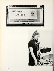 Page 64, 1973 Edition, Millsaps College - Bobashela Yearbook (Jackson, MS) online yearbook collection