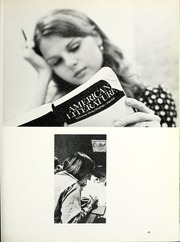 Page 67, 1973 Edition, Millsaps College - Bobashela Yearbook (Jackson, MS) online yearbook collection