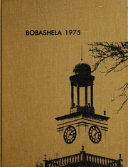 Millsaps College - Bobashela Yearbook (Jackson, MS) online yearbook collection, 1975 Edition, Page 1